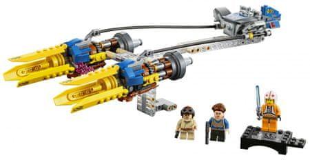 LEGO Star Wars 75258 Ścigacz Anakina – 20. rocznica serii