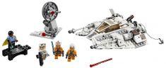 LEGO Star Wars ™ 75259 Snežný spíder - edícia k 20. výročiu