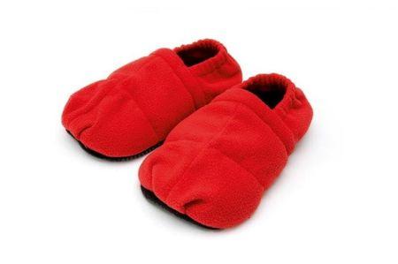 Sissel grelni copati Linum Relax comfort, 41–45, rdeči