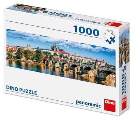 DINO Hradzsin Panoramic 1000 darabos