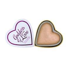 Makeup Revolution Heartbreaker (Goddess of Highlighter) God Love (Goddess of Highlighter) 10 g