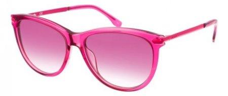 Lacoste dámské růžové sluneční brýle