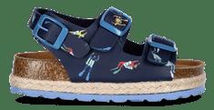 PAEZ chlapecké sandále Bio Congo divers