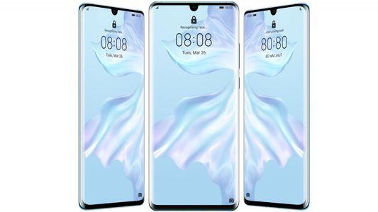 Huawei P30 Pro, velký displej, FHD+, velké rozlišení.