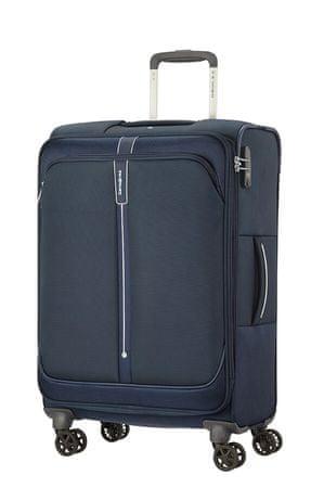 Samsonite Cestovná batožina Popsoda 66 cm tmavá modrá