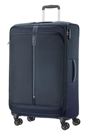 Samsonite Cestovná batožina Popsoda 78 cm modrá