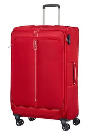 Samsonite Cestovná batožina Popsoda 78 cm červená