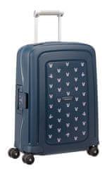 Samsonite Walizka podróżna Disney 55 cm niebieska