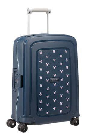 Samsonite Cestovní zavazadlo Disney 55 cm modrá
