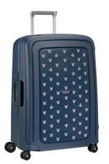 Samsonite Walizka podróżna Disney 69 cm niebieska