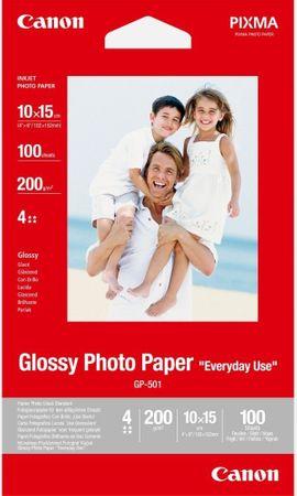 Canon foto papir GP-501 10 x 15 cm