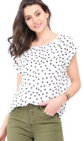 William de Faye ženska majica, S, bela