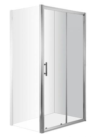 Deante klizna staklena vrata za tuš Cynia KTC 012P