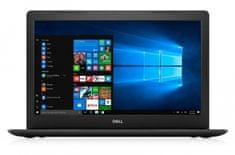 """DELL prijenosno računalo Inspiron 15 5575 R5 2500U/8GB/256GB SSD/Vega 8/15,6""""FHD/Win10 (V1-I55-75-A403), crno"""