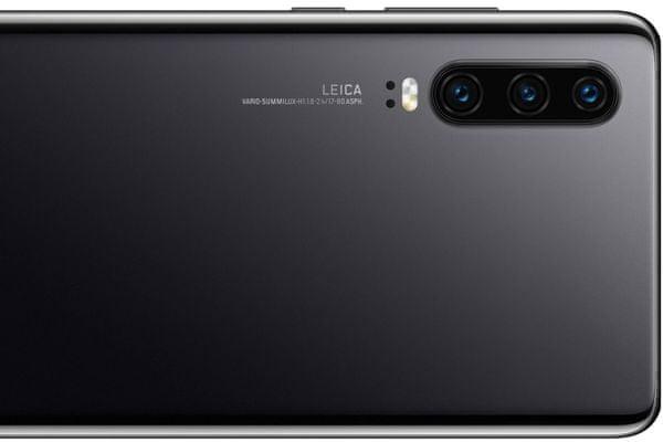 huawei p30 dual sim trojitý fotoaparát špičkové snímky 40 mpx 128 gb vnitřní paměť
