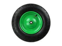 GEKO Gumové koleso do vozíka, 390x85mm, priemer stredu 220mm, GEKO