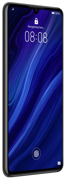 chytrý telefon huawei P30 herní režim rychlý chod výkonný procesor RAM 6 GB android 9.1