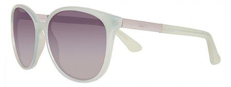 Guess damskie okulary przeciwsłoneczne, jasnozielone