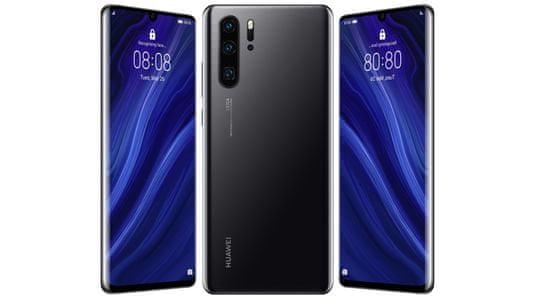 Huawei P30 Pro, veľký displej, FHD+, veľké rozlíšenie.