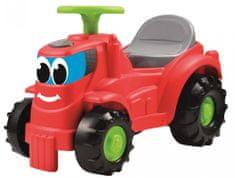 ECOIFFIER Odrážadlo Traktor s úložným priestorom