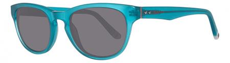 Gant okulary przeciwsłoneczne unisex, turkusowe