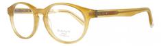 Gant unisex žluté brýlové obroučky