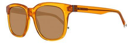 Gant okulary przeciwsłoneczne damskie pomarańczowe