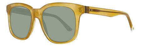 Gant okulary przeciwsłoneczne męskie, żółte