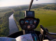 Allegria  Let vrtulníkem R44 pro 3 osoby - 10 minut Roudnice nad Labem