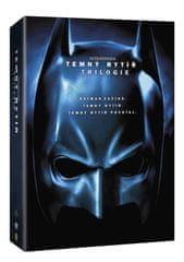 Trilogie Temný rytíř (6DVD) - DVD