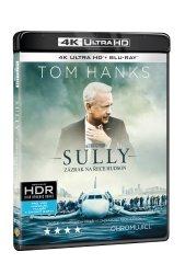 Sully: Zázrak na řece Hudson (UHD+BD) - Blu-ray