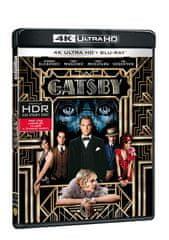 Velký Gatsby (2 disky) - Blu-ray + 4K Ultra HD)