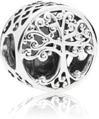 Pandora Strieborný korálik Rodinné korene 797590 striebro 925/1000