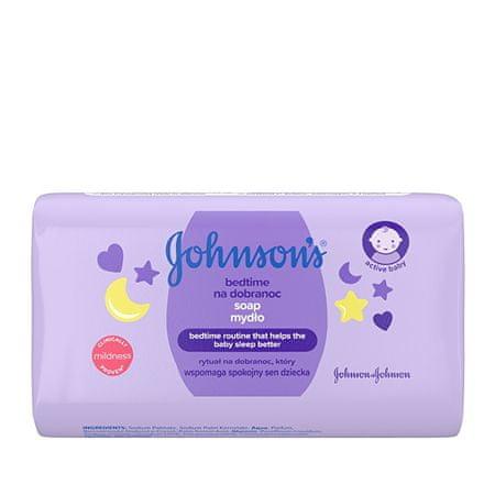 Johnson's Baby Baby nyugodt alvást elősegítőbabaszappan 100 g