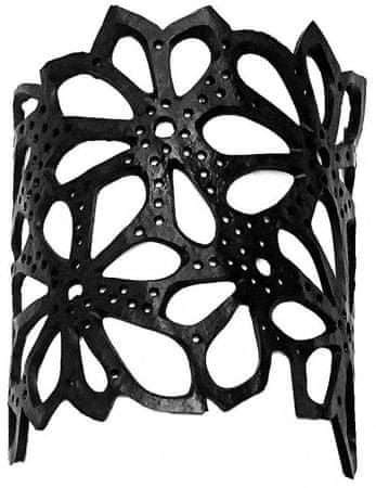 ARTcycleBALI Virágmintás karkötő Kecil Flower Dots BR_012 (hossz 16,5 cm)
