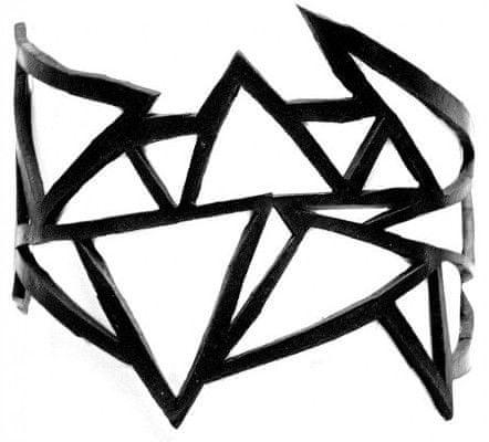 ARTcycleBALI Geometriai karkötő, BR_059 (hossz 17,5 cm)