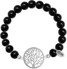 CO88 Achátový náramok so stromom života 865-180-080020-0000
