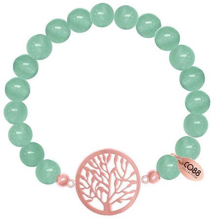 CO88 Jade zapestnica z drevesom življenja 865-180-080014-0000