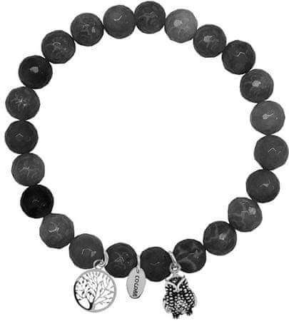 CO88 Zapestnica iz črnega žada 865-180-090012-0000