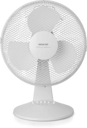 SENCOR stoječi ventilator SFE 4010WH