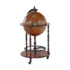 Barový servírovací stolík, GLOBUS 2-324