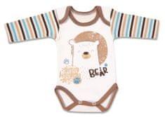 Lafel chlapecké body Bear