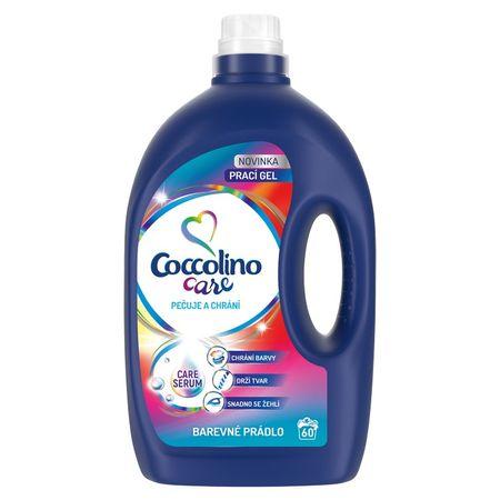 Coccolino Care Color pralni gel, 60 pranj