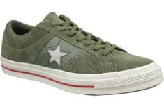 Converse One Star 163198C 42 Zielone