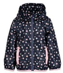Blue Seven dívčí bunda s puntíky
