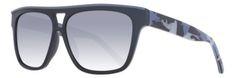 Just Cavalli unisex černé sluneční brýle