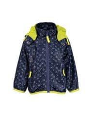 Blue Seven chlapecká bunda s potiskem