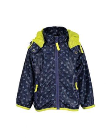 Blue Seven fiú kabát lenyomattal 86 kék