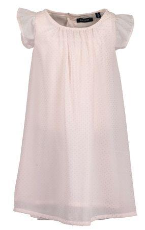 Blue Seven dívčí šaty 98 růžová