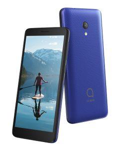 Alcatel 1C 2019, velký displej, levný chytrý telefon, nízká cena, dostupný smartphone, protiskluzový